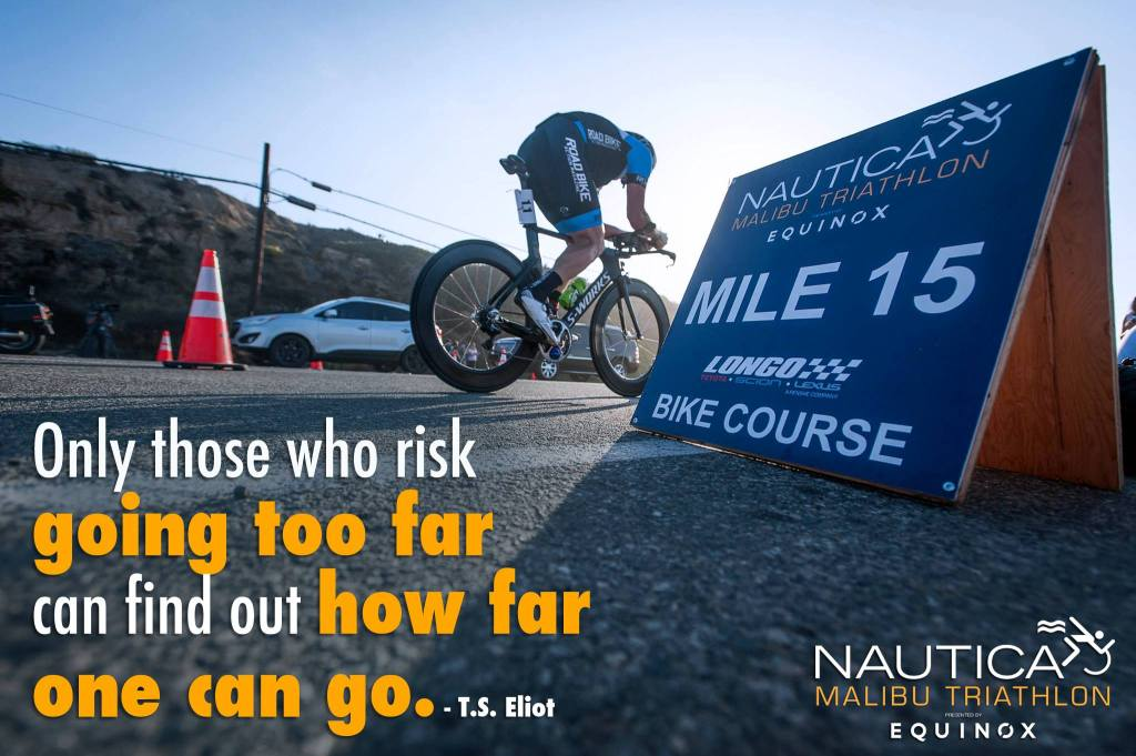 Nautica Triathlon Quote